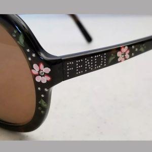 Authentic Fendi Limited Edition Sunglasses